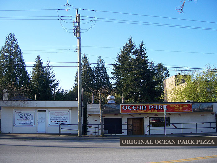 Original Ocean Park Pizza & Steak House